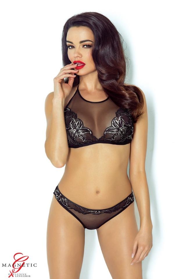 O lenjerie sexy neagra nu va da gres niciodata - noi iti aratam ce modele sa alegi!