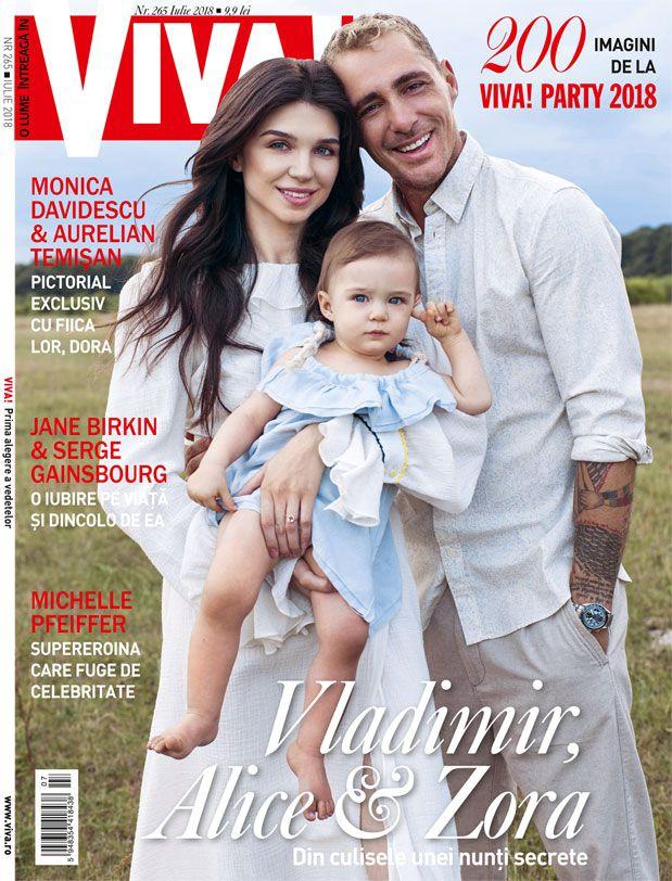 VIVA! de Iulie: Love is in the air