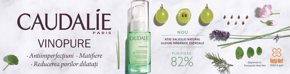 (P) Vinopure – Inovatia Caudalie pentru ingrijirea tenului mixt-gras
