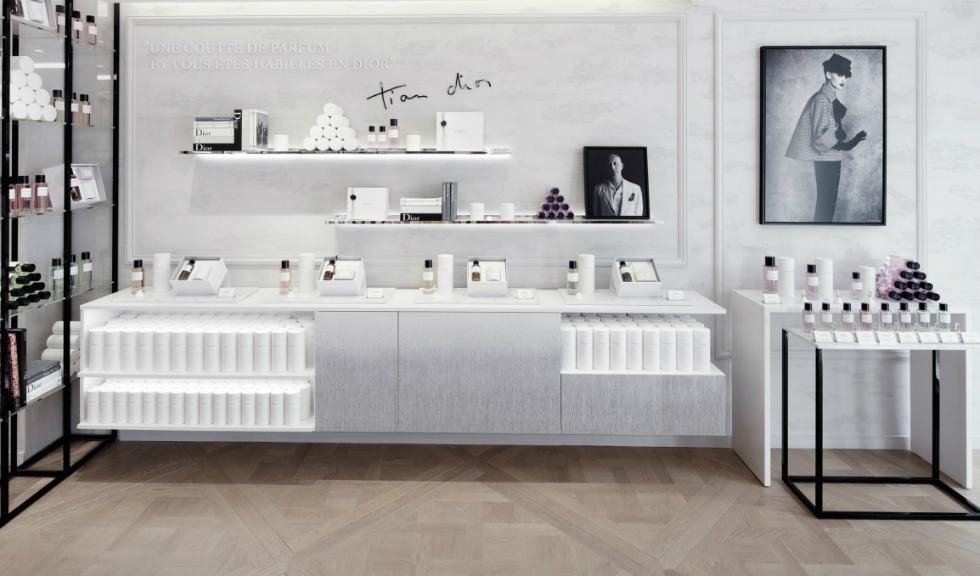 Se deschide primul boutique Maison Christian Dior din România