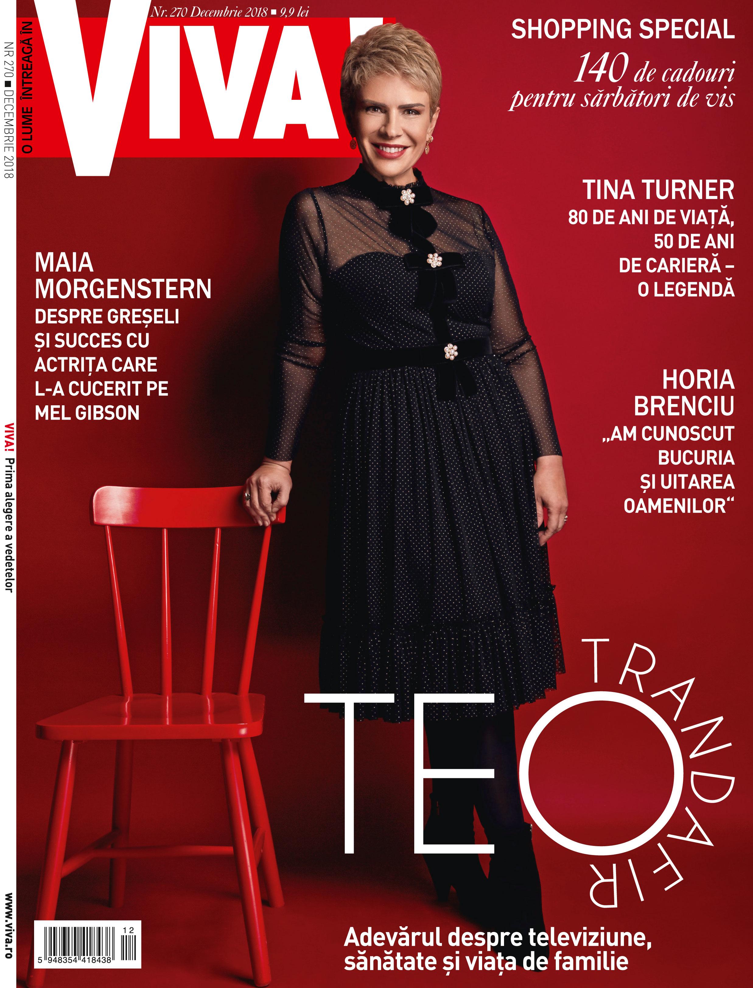 Un decembrie… călduros cu noua ediție VIVA!