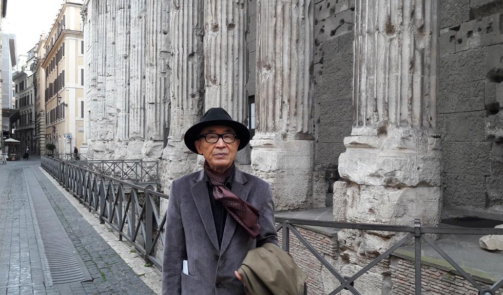 Cum l-a doborât un poem de 27 de versuri pe Ko Un, poetul național din Coreea