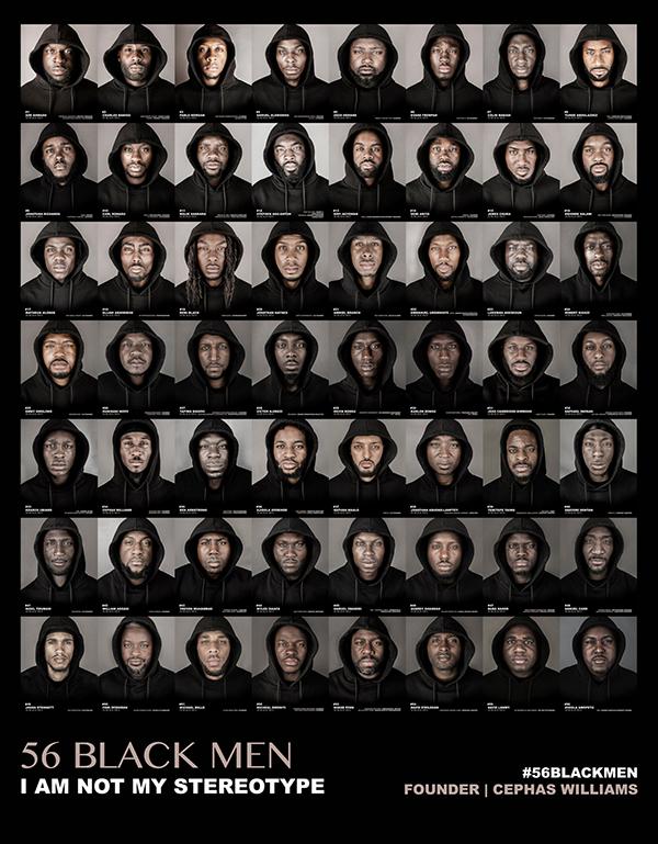 56 Black Men