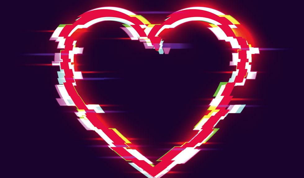Căutând dragostea pe internet