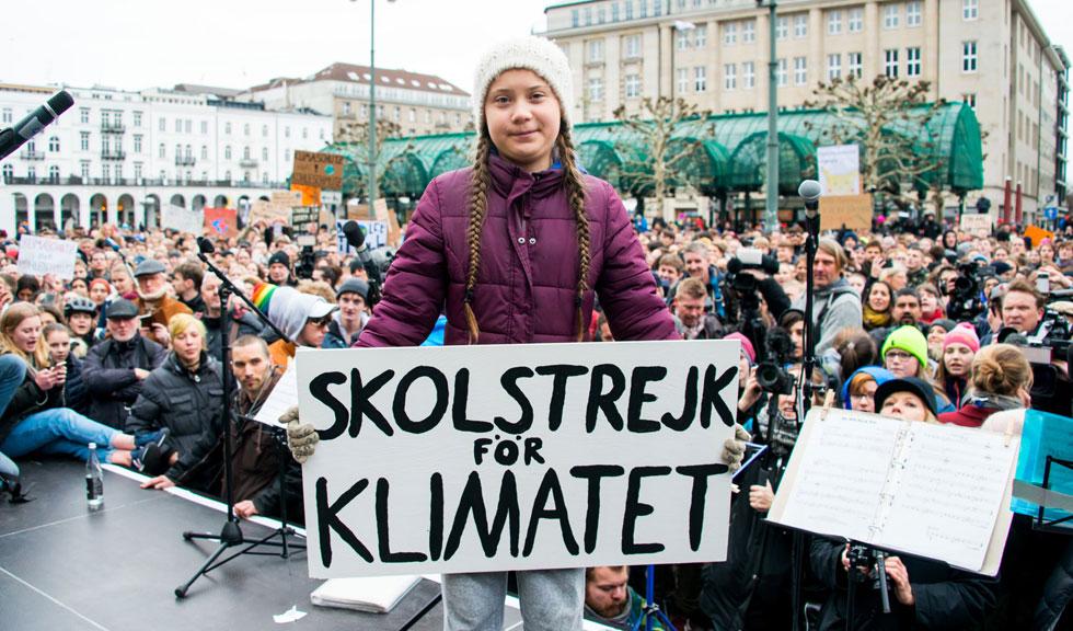 Cine este Greta Thunberg, adolescenta de 16 ani nominalizată la Premiul Nobel pentru Pace