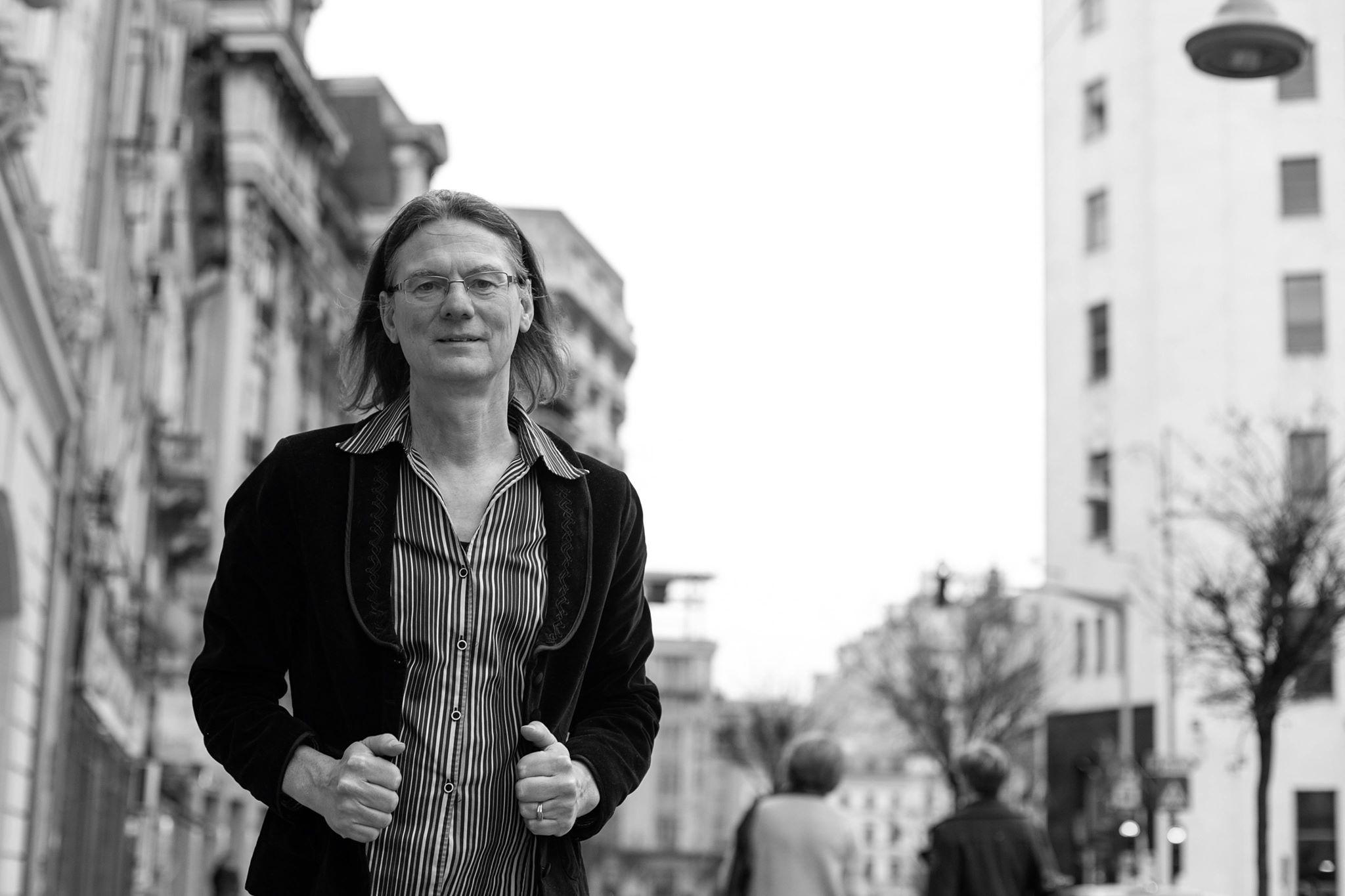 """Hanna Hofmann: """"Genul meu e unul fluid."""""""
