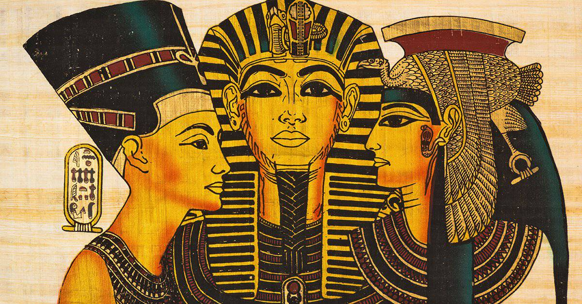 (P) Trucuri pentru infrumusetare la vechii egipteni