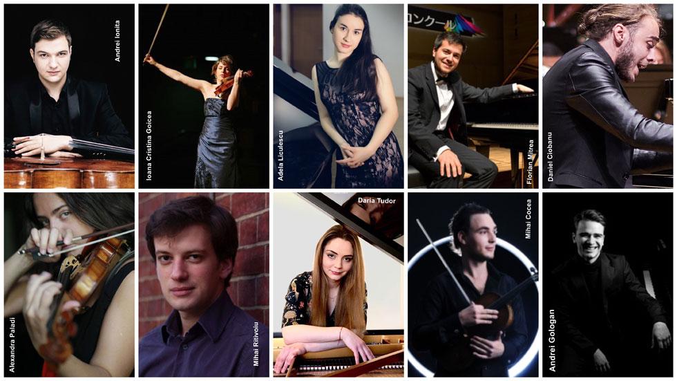 10 muzicieni români sub 30 de ani, pe care trebuie să-i urmărești în sălile de concerte