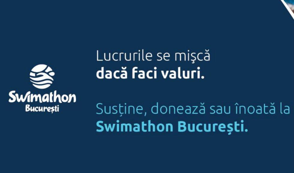 Susține, donează sau înoată la Swimathon pentru independența financiară a mamelor minore