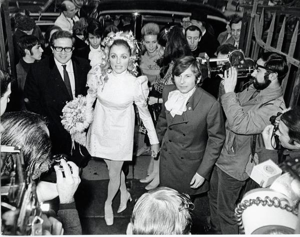 Sharon Tate și Roman Polanski