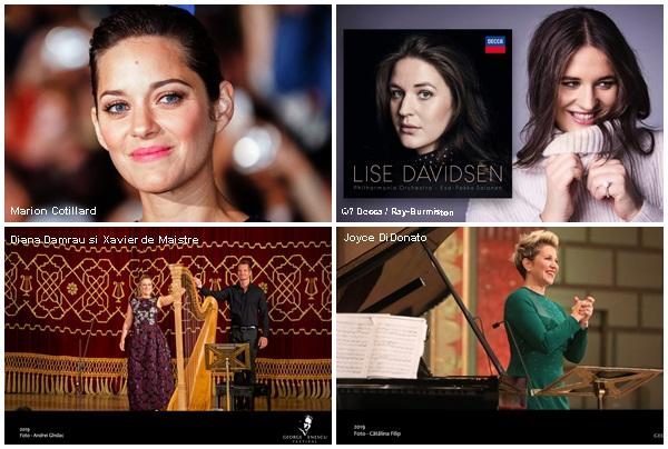 """Festivalul """"George Enescu"""" 2019, călătoria continuă, nici nu știi, ești la Carnegie Hall, MetOpera, ROH sau la Cannes"""