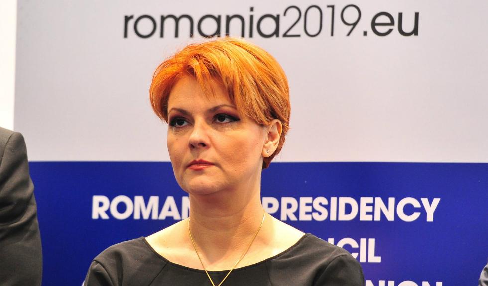Nivelul este foarte jos: Lia Olguța Vasilescu și incitarea la ură