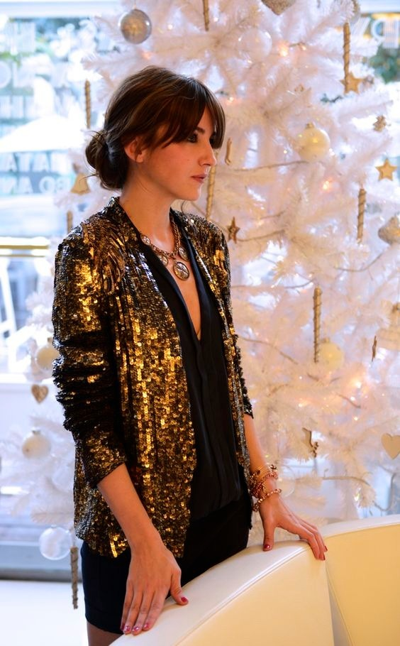 Moda Craciun si Revelion 2019: Ce culori se poarta de Anul Nou