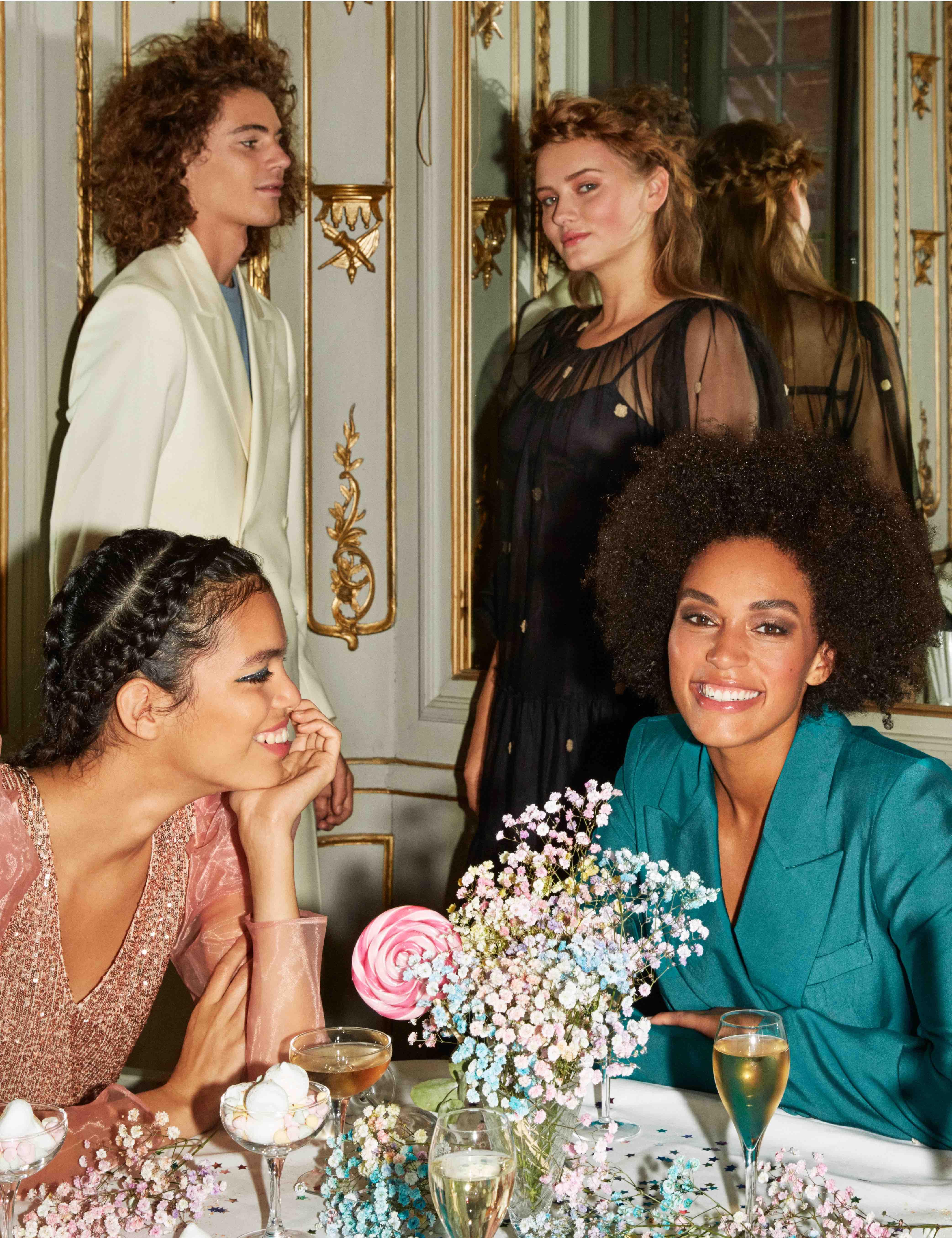 (P) Maria Nila iti prezinta idei pentru styling-uri superbe de sarbatori