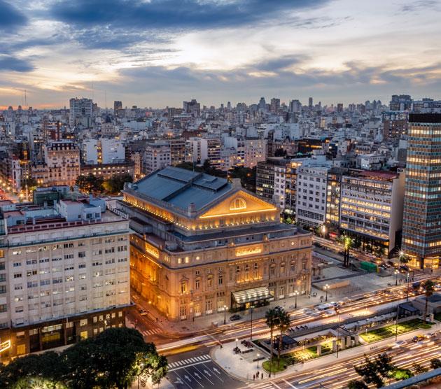 Incursiune în America de Sud