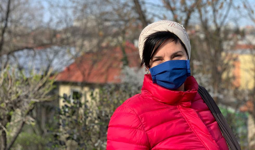 Barbara Lombardi, art director ELLE România, despre criza din Italia natală și cum a trecut prin trei săptămâni de izolare