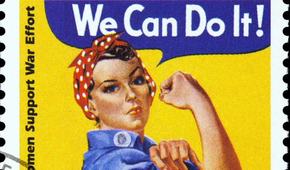 Cine a fost prima Rosie the Riveter, simbolul luptei pentru egalitate a femeilor